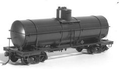 "Tichy Train Group 54"" Dome Tank Car Kit HO Scale New"