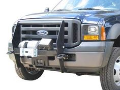 Mile Marker Mounting Kits - Extreme Mount Winch Guards, Mile Marker - Winches - Winch Mounts