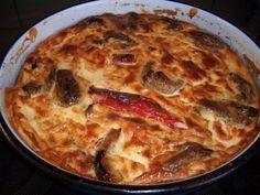 Rezept: Gebackene Schmand-Paprika (bosnisch) Bild Nr. 4