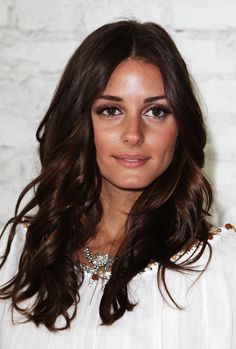 Olivia Palermo hair color