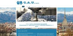 Restyling del sito realizzato per CAU Srl - http://www.causrl.it