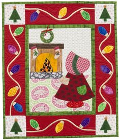 A Year in the Life of Sunbonnet Sue: 12 Small Quilts (That Patchwork Place): Darra Williamson, Christine Porter: 9781604680188: Amazon.com: ...