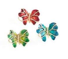 """Spunti di un eden nobile e prezioso dai magici influssi orientali sono linfa creativa della collezione gioiello """"Butterfly"""" firmata Giulia Barela. Fantasia, estro, intuito della designe…"""