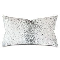 SCONSET DECORATIVE PILLOW - Thom Filicia Luxury Bedding by Eastern Accents Linen Fabric, Linen Bedding, Custom Pillows, Decorative Pillows, Accent Pillows, Bed Pillows, Silver Pillows, Eastern Accents, Luxury Bedding Collections