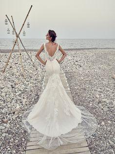 Eddy K wedding dress