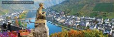 Europe's Rivers & Castles: 14 Days - Travel to Paris & return from Prague or reverse.