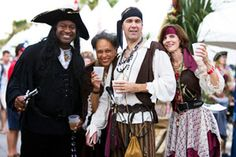 Alrighty mateys, Tybee Island Pirate Fest is coming up soon! October 9th- 11th. Don't forget to book your vacation rental with the Pink Pirate Brigade!   And dont forget about the PIRATE parade, on the 11th at 3pm.