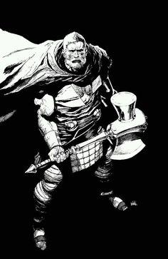 Thor Odinson by Leinil Francis Yu