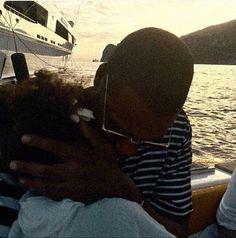 Jay Z & Blue Ivy Vacation In Italy September 2015