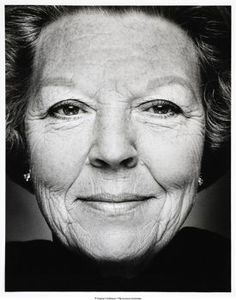 Princess Beatrix of the Netherlands.