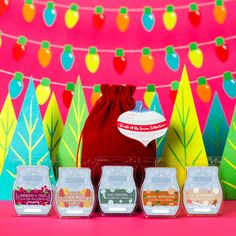 2017 Holiday Scents of the Season Now Available!!   www.thepowerof.scentsy.ca