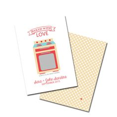 Bun In The Oven, Pregnancy Announcement, Gender Reveal - Scratch off cards