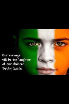 Bobby Sands.
