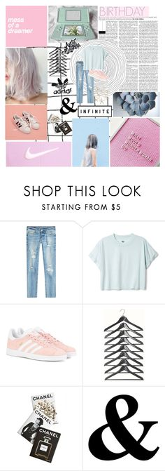 """""""♡ birthday book"""" by s-erene ❤ liked on Polyvore featuring True Religion, MTWTFSS Weekday, adidas Originals, Assouline Publishing, sariahsoutfits, sariahsbdaybook and sariahsmagazines"""