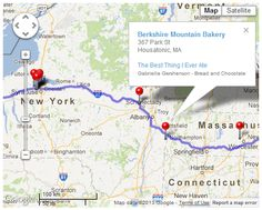 The Best Apps and Tools for Rocking Your Next Road Trip-Food Map, places to eat on the way-FoodNetwork connection