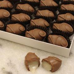 Chocolate Buttercream Candy Recipes - Chocolate Candy Mall (good site for chocolate candy recipes)