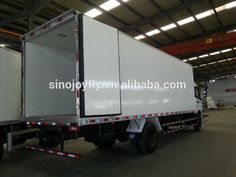 20ft insulated truck body