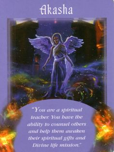 This lovely angel comes to you with the message that you are here to assist others in awakening to their…