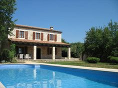 Stone villa with pool in Istria - Villas for Rent in Sveti Lovreč - Get $25 credit with Airbnb if you sign up with this link http://www.airbnb.com/c/groberts22