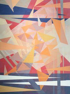 "Saatchi Online Artist Raph Morin; Painting, ""Untitled"" #art"