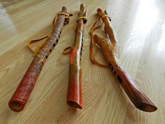 Native American Flutes by Fallen Branch flute makers.