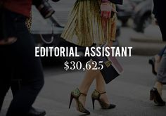 The REAL Salaries of Fashion Editors May Shock You via @WhoWhatWearUK