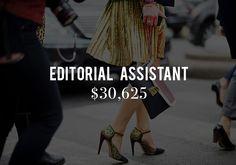 The REAL Salaries of Fashion Editors May Shock You via @WhoWhatWearUK