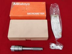 Mitutoyo 368-864 Holtest HT2 Bore Micrometer .500-.650 Gauge Machinist Measuring #Mitutoyo #368-864 #Holtest #HT2 #Bore #Micrometer #Gauge #Gage #Machinist #Measuring #Inspection #Tool