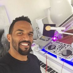 British one-hit wonder singer Craig David covers new Justin Bieber song