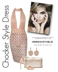 """""""Irresistible"""" by quicherz on Polyvore featuring Edie Parker, Jimmy Choo, Carolee and Chanel"""
