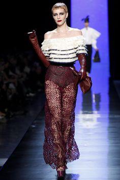 Jean Paul Gaultier 2014