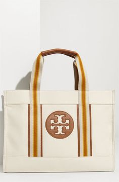 Tory Burch Diaper Bag.