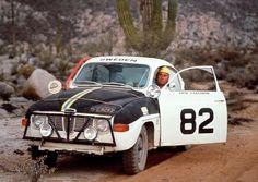 Orígenes del piloto de rally profesional moderno - Historias de Rally