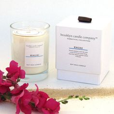 Sabbatical Kauai Candle now featured on Fab.