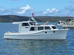 Koonya - Clem Masters. Moreton Bay Cruiser Saint Helena Island, St Helena, Wooden Boats, Masters, House, Life, Sailing Ships, Boats, Wood Boats