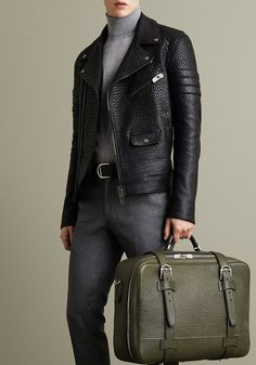"monsieurcouture: ""Bally F/W 2015 Menswear Milan Fashion Week """