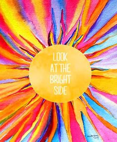 Look on the Bright side -- Looks like a fun painting Sun Moon Stars, My Sun And Stars, Sun Painting, Painting & Drawing, Sun Drawing, Rainbow Painting, Watercolor Painting, Painting Inspiration, Art Inspo