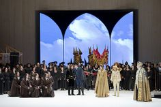 Salzburger Festspiele 2013_Don Carlo Jonas Kaufmann, Don Carlos, Stage Design, Set Design, Scenic Design, Some Image, Sound Of Music, Opera, Middle School