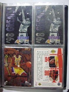 My Kobe Bryant Collection