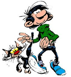 Gaston Lagaffe is arguably one of the best-known and most well-liked characters of the Franco-Belgian comics school. The character first appeared in Spirou … Cartoon Faces, Cartoon Drawings, Cartoon Characters, Classic Comics, Classic Cartoons, Cartoon Kunst, Cartoon Art, Comic Art, Comic Books