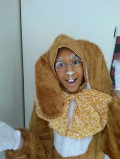 DionV as easter bunny