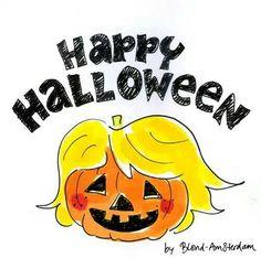Happy Halloween - Blond Amsterdam