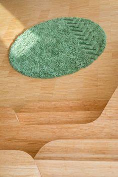Bambus komprimert natur, kombinasjon av møbelplater og industrigulv // High Density Bamboo Panels and Industrial Flooring Home, House, Homes, Houses