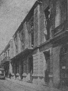 Lima Teatro Forero 19210618