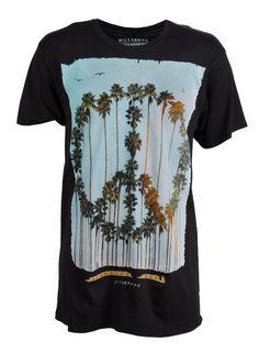 Billabong // Peace Palms Tee