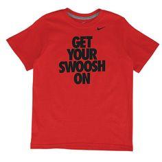 Nike Get Your Swoosh On T-Shirt - Boys' Grade School - Basketball -