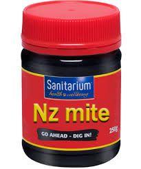 NZ-mite List, Melted Butter, Hate