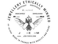 Designspiration — Jewellery Ethically Minded Logo