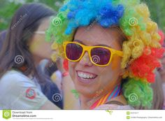 The Color Run 2017 In Bucharest, Romania. - Download From Over 58 Million High Quality Stock Photos, Images, Vectors. Sign up for FREE today. Image: 91074417