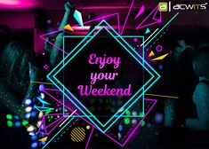 Better days are coming. They are called Saturday and Sunday. Weekend Vibes, Happy Weekend, Better Days Are Coming, Party Time, Sunday, Neon Signs